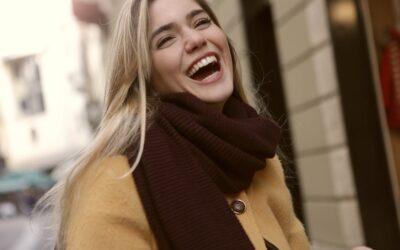 Husk at grine hver dag